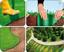 Quantum Garden Flexible Lawn Grass Edging Border Driveway Separating Roll