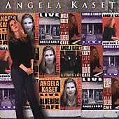 Angela Kaset Live at the Bluebird Cafe CD