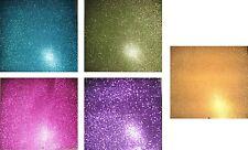 GLITTER CARDSTOCK Bright 12 x 12 Scrapbook PICK Green Yellow Fuschia Purple Aqua