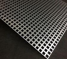 Metallbearbeitungs platten f r die lochblech aus aluminium g nstig kaufen ebay - Schutzgitter fur kellerfenster ...
