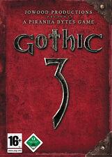 Gothic 3 (PC, 2006, DVD-Box)