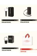 BTS Official Army Bomb Version 3, Light Stick Case, Finger Ring, SYS Shopper Bag