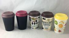 Thermobecher To Go Becher 0,3l Kaffeebecher BPA Frei Tee Coffee Mehrweg 300ml