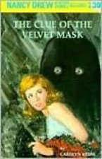 Nancy Drew Mystery The Clue of the Velvet Mask  Carolyn Keene  1969 - # 30