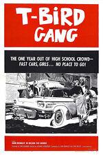T-Bird Gang - 1959 - Movie Poster