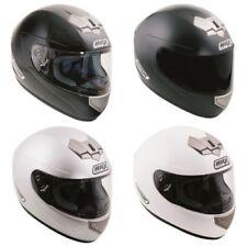 Oxford Box BX-1 Integral Casco Liso para Motocicleta Moto