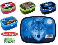 Rosti Mepal Animal Planet Lunchbox Campus Midi, Various Designs