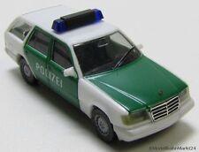 Herpa Mercedes-Benz e 320 auto Polizia scala 1:87