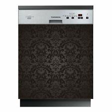 Autocollant Stickers lave vaisselle baroque Ref: LAV-067