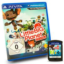 Playstation Vita - PS Vita Spiel LITTLE BIG PLANET / LITTLEBIGPLANET + OVP