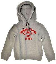 R95TH ●●  Sweatshirt mit Kapuze  Hoodie  hellgrau  div. Gr. Neu m.Et.