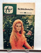 1969 TV Channels Magazine- Ann-Margret/I Dream of Jeanie Wedding (L6748-MH)