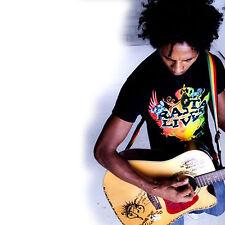 Rasta Live Cooyah Irie T Shirt Rastafari Jah One Love 100% Cotton Jamaica CY