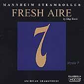 Mannheim Steamroller:  Fresh Aire 7 (Cassette, 1991, American Gramaphone) NEW