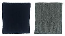 "Ralph Lauren RRL Cashmere Knit Scarf 11"" x 52"" New $225"