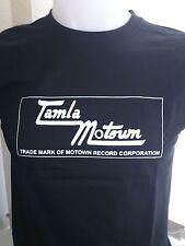 TAMLA MOTOWN - NORTHERN SOUL - 100% COTTON T-SHIRT