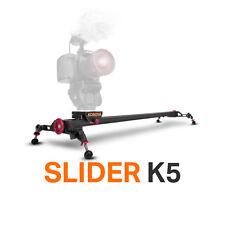 Konova Camera Slider K5 Various Length Compatible Motorized System Video Dolly