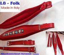 8 cm accordéon ceintures, courroies, bretelles ACCORDEON, acordeon, folk Accordion straps