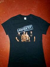 Paper Street Concert T Shirt Fight Club Soap Company Band Girls Juniors Medium