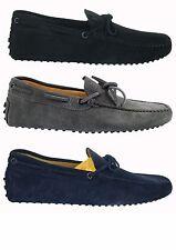 Tod's homme mocassins chaussures pour man 100% aut.PS6