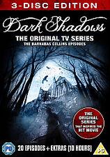 Dark Shadows : The Original TV Series (The Barnabas Collins Episodes) DVD NEW