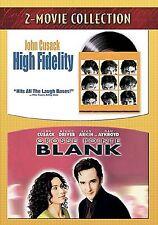 Grosse Pointe Blank / High Fidelity DVD
