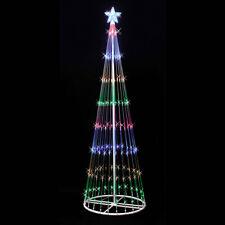 Vickerman Led Lighted Tree Led Tree 1Yr Seasonal Warranty