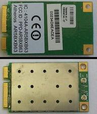 2 di AR5BXB63 Scheda WIFI NOTEBOOK ACER 5050 5315 ZG5 HP G60 SAMSUNG NC10 DELL A860