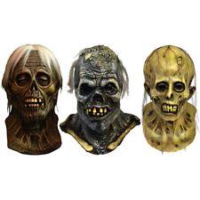 Zombie Mask Adult Halloween Scary Costume Fancy Dress
