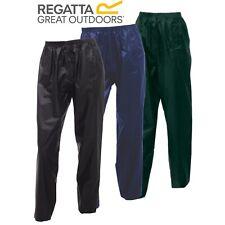 Regatta Stormbreak Waterproof Over Trousers Mens or Ladies Adults Womens Fishing