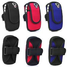 Sport Armband für Philips Handy Hülle Tasche Schutzhülle Case Fitness Armtasche