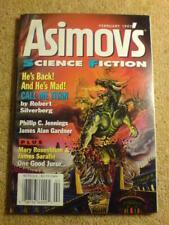 ASIMOVS (SCI-FI) - ROBERT SILVERBERG - Feb 1997