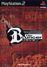 THE BOUNCER PS2 SQUARE NTSC / J SONY JAPAN  SLPS 25023