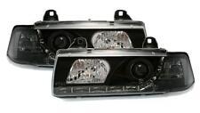 2 FEU FEUX PHARE AVANT LED BMW SERIE 3 E36 coupe cabrio