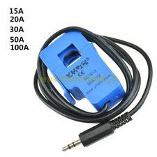 15/20/30/50/100A Non-invasive AC Current Sensor Split Core Transformer SCT-013