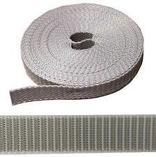 Profi Rolladen Gurtband Grau Band Gurt Wickler 10-23mm Gurtwickler Rollo Schnur