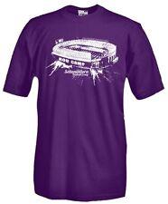 T-Shirt maglietta Sport F03 Stadio di calcio Camp Nou Barcellona Spagna Liga
