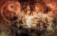 Affiche poster bouddha réf 24 ( 3 dimensions, papier mat ou papier photo)