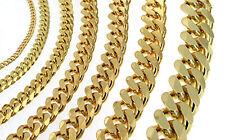 BRACELET CHAINE GOURMETTE or doublé ou plaqué bijoux cadeau homme femme cheville