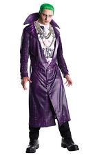 Rubies Deluxe Joker Fancy Dress Costume Outfit Adult Mens Male Std Or XL