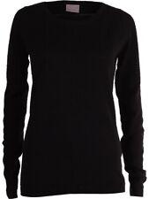Vero Moda Damen Pullover 10136644 VMCARE STRUCTURE LS O-NECK BLOUSE NOOS