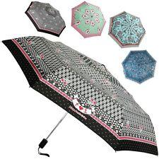 BLUTSGESCHWISTER by KNIRPS Damen Regenschirm Taschenschirm Schirm Cityschirm NEU
