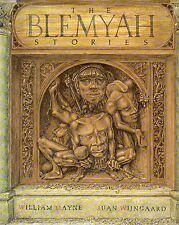 THE BLEMYAH STORIES  William Mayne – Juan Wijngaard 1987 Hcv  DJ  1st ed Fantasy