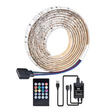 RGB 3528 USB LED Strip Lights Color Changing TV Bar Background Light Music lamp
