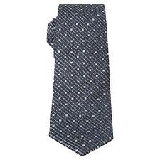 Penguin Silk Navy / Sky Blue Spot Tie