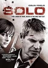 NEW DVD Solo~Morgan O'Neill,Brice Spence, Bojana Novakovic, Linal Haft, Angie Mi