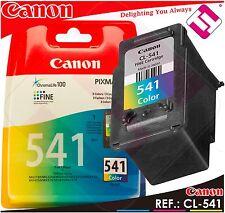 INK COLOUR CANON CL 541 ORIGINAL CARTRIDGE TRICOLOUR PRINTER CL-541 ECONOMIC