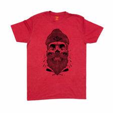 Kult - T-Shirt (SB) - Skull - Beard - Sailor - Beanie -