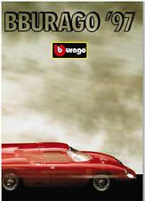 BBurago Katalog 1997