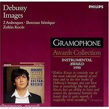 Debussy: Images, 2 Arabesques, Etc / Zoltán Kocsis - CD
